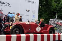 95 - H Van Haren (NL) + Van Os (NL) - ALFA  ROMEO 8C 2300 Le Mans - 1932