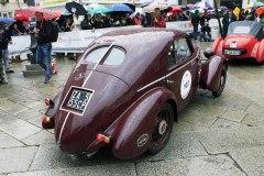 107 -Beribé (I) + Baldarelli (I) - FIAT508 S CS berlinetta -1936