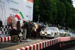 227 -Cajani (I) + Somaschini(I) - ALFA  ROMEO 1900 C Gara1952