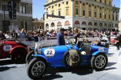 22 - NETUSCHIL Willi (GB) + LUEBBEHUESEN Hanne (GB) -Bugatti T 37/35T (1929)