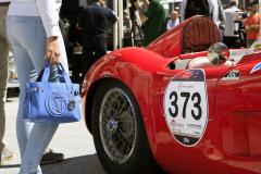 373 - ROSCHMANN Dieter (D) + RUGGERI Vito (D) - Maserati 300 S spider Fantuzzi 1955