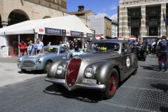 134 - FONTE Nicholas (USA) + KIRSHTEIN Jonathan (USA) - Alfa Romeo 6C 2500 SS (1939)