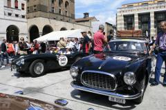 272 - ROELL Wolfgang (D) + ROELL Christof (CH) -Ferrari 212 Inter Coupé Pinin Farina (1953)