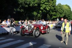59 - LOUWMAN Evert V. N. (NL) + WESTERMANN Peter (NL) - Mercedes-B. 710 SSK (1929)