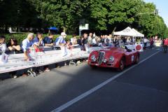 114 - DECLERCK Renaat (B) + HENDERICKX Jean Christ (B) - Volpini Lancia Aprilia barchetta (1937)