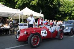 118 - GOBBI Manuela (I) + PIARDI Marta (I) - Giannini 750 S barchetta (1937)
