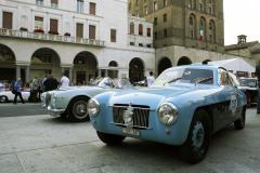 237 - Dorine Ghyselinck (B) + Veerle Verschooris (B)  ZAGATO FIAT 1100 E Berlinetta (1952)