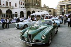 345 - Axel Marx (CH) + Paolo Di Taranto (I) - ALFA ROMEO 1900 C Super Sprint Zagato (1955)MM
