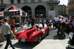394 - Michael Orth (D) + Hartmut Stoeppel (D) - ALFA ROMEO 750 Competizione (1955) SP