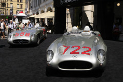winner and runner up of the most legacy 1000Miglia