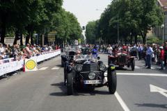 57 - Helmut Rothenberger (D) + Ruediger Kapitza (D) - MERCEDES-BENZ 710 SSK (1929)