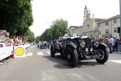 60 - Michael Vogel (D) + Gianni Hotz (CH) - BENTLEY 4,5 Litre Le Mans (1929) SP