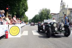 62 - Richard Lisman (USA) + Clifton Fink (USA) - ASTON MARTIN Le Mans (1929)