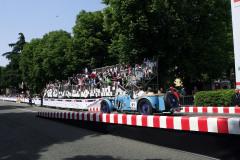 91 - Jan Ten Cate (NL) + Paul Ten Cate (NL) - ASTON MARTIN Le Mans (1933) MM