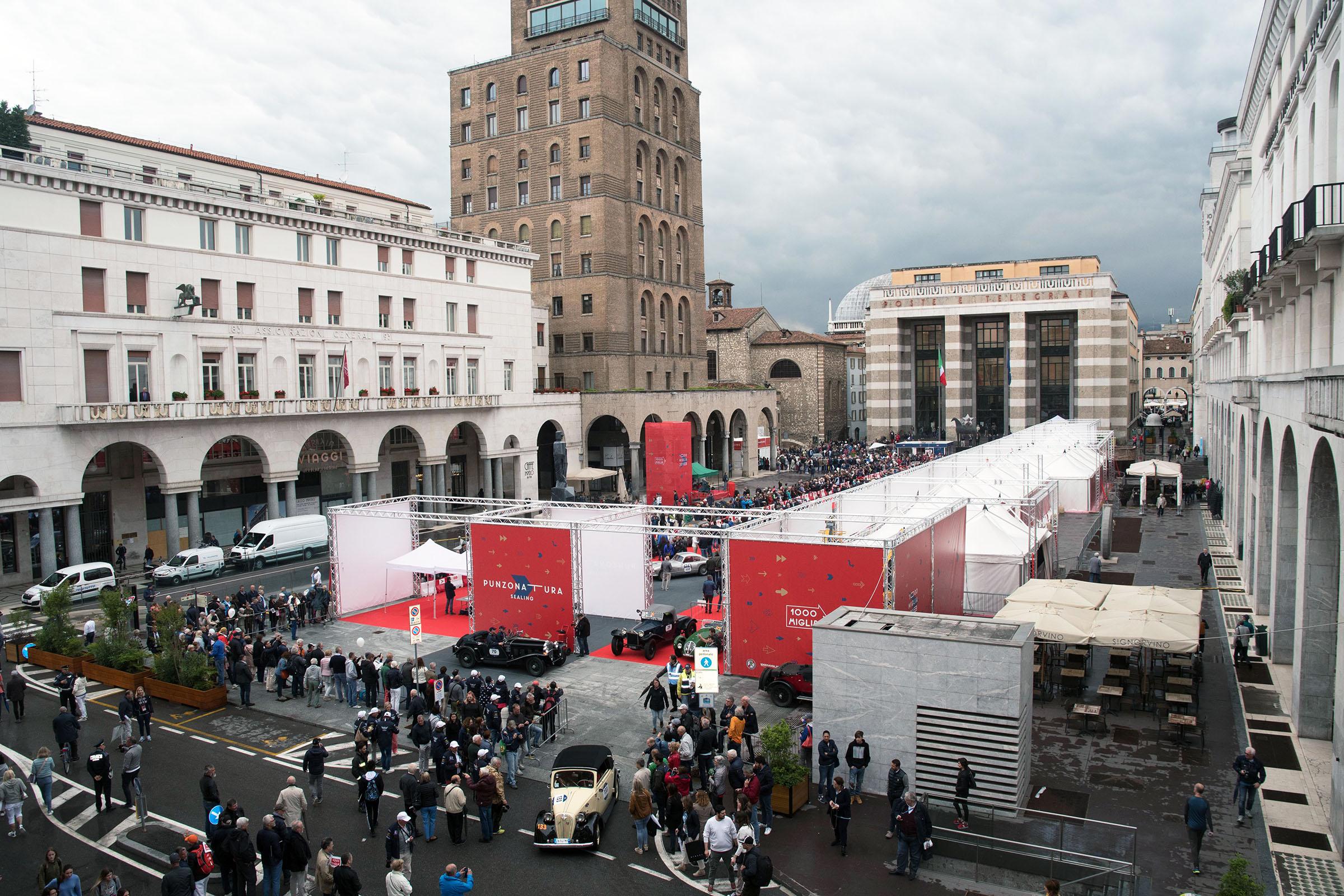 Punzonatura - Sealing of the cars 2018