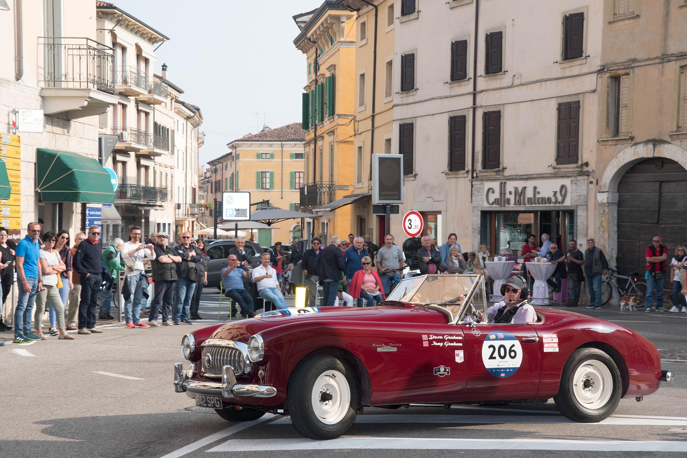 Tappa 1 Brescia, Cervia – Milano Marittima.