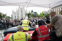 Tappa 4 - : Parma, Brescia.