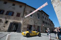 Tappa 3 - : Rome, Parma.