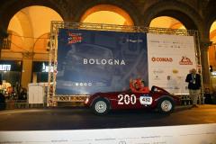 Tappa 3 ( leg 3) - Rome > Bologna.