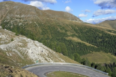 52 bends and numerous turns with gentle incline