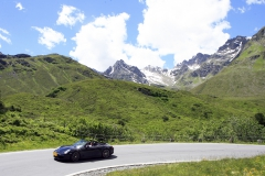 Day 1 - The first of 6 days driving the most beautiful alpine roads in Austria