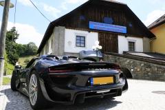 Day 5, Porsche museum Gmünd