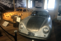 Cruise to Se7en visit to the Porsche Museum in Gmünd