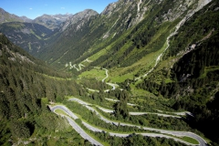 25 km long mountain pass on day 1 by Cruise to Se7en
