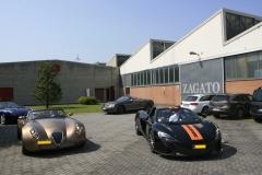 exclusief bezoek Carrozzeria Zagato met Cruise to Se7en