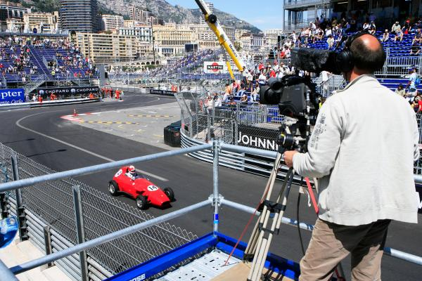 Grand Prix Monaco Historique special permit